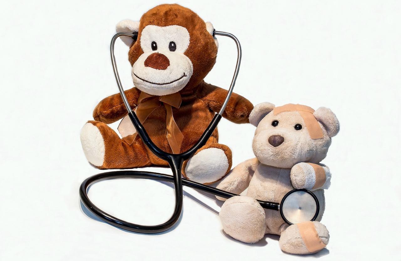 Quelques jours en Hôpital de Jour pédiatrique…