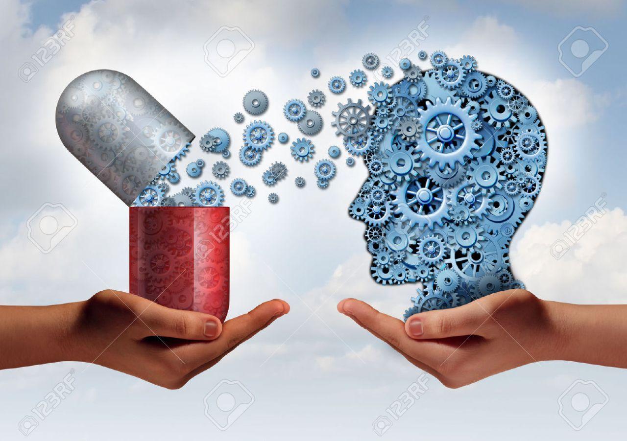 34381764-la-m-decine-du-cerveau-concept-de-soins-de-sant-mentale-que-les-mains-tenant-une-capsule-pilule-ouve-Banque-d'images