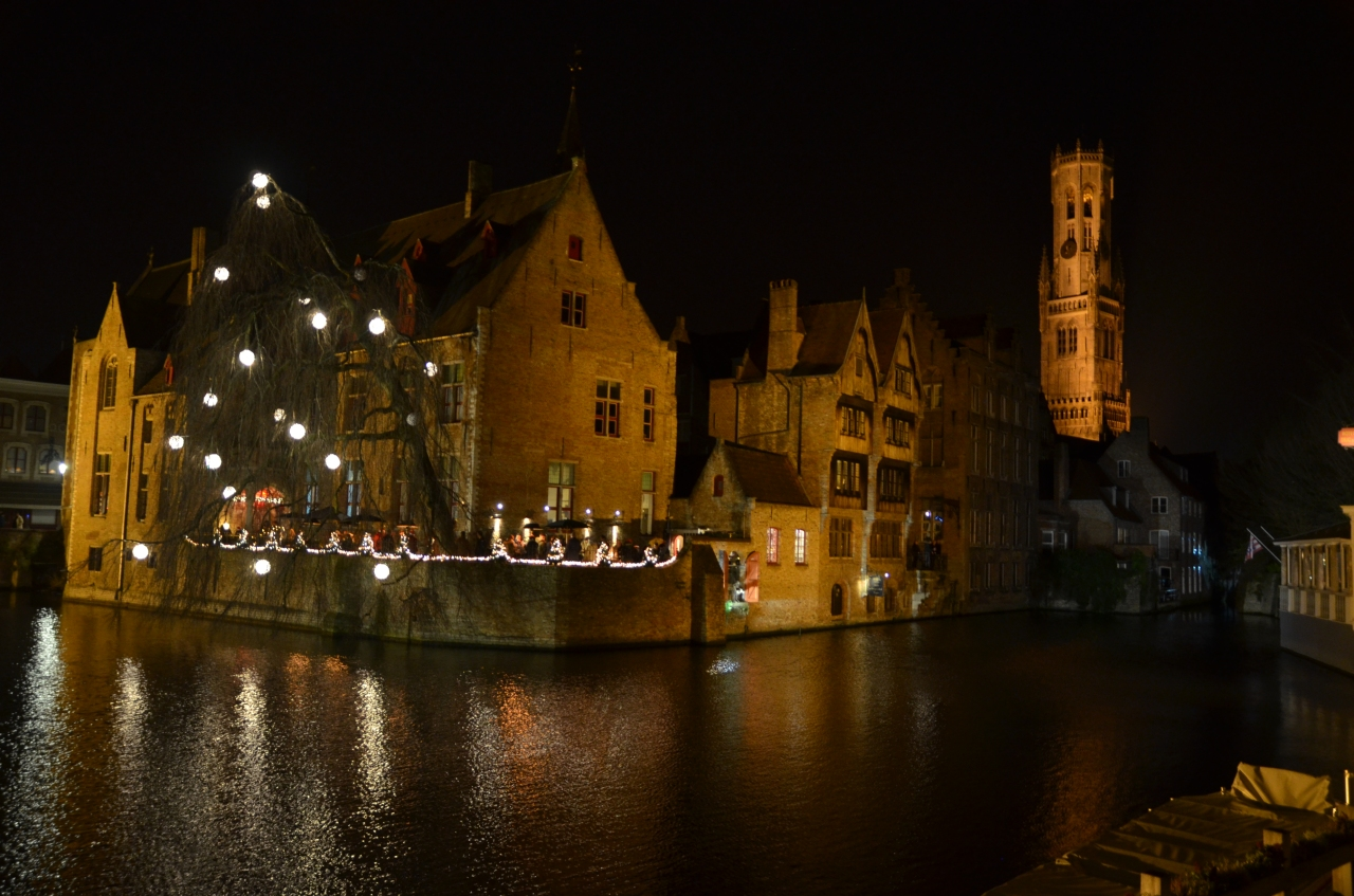 Bruges, l'intemporelle !