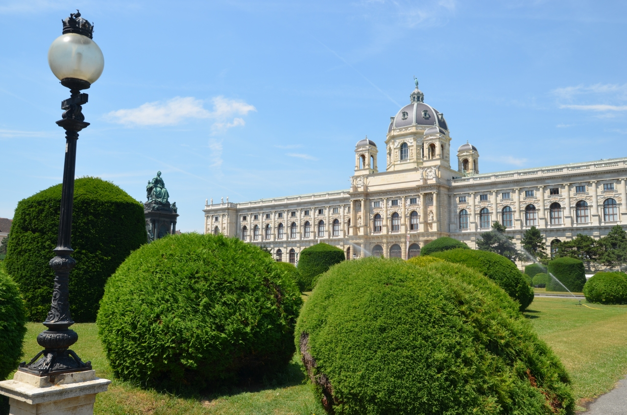 Trois jours à Vienne, l'impériale.