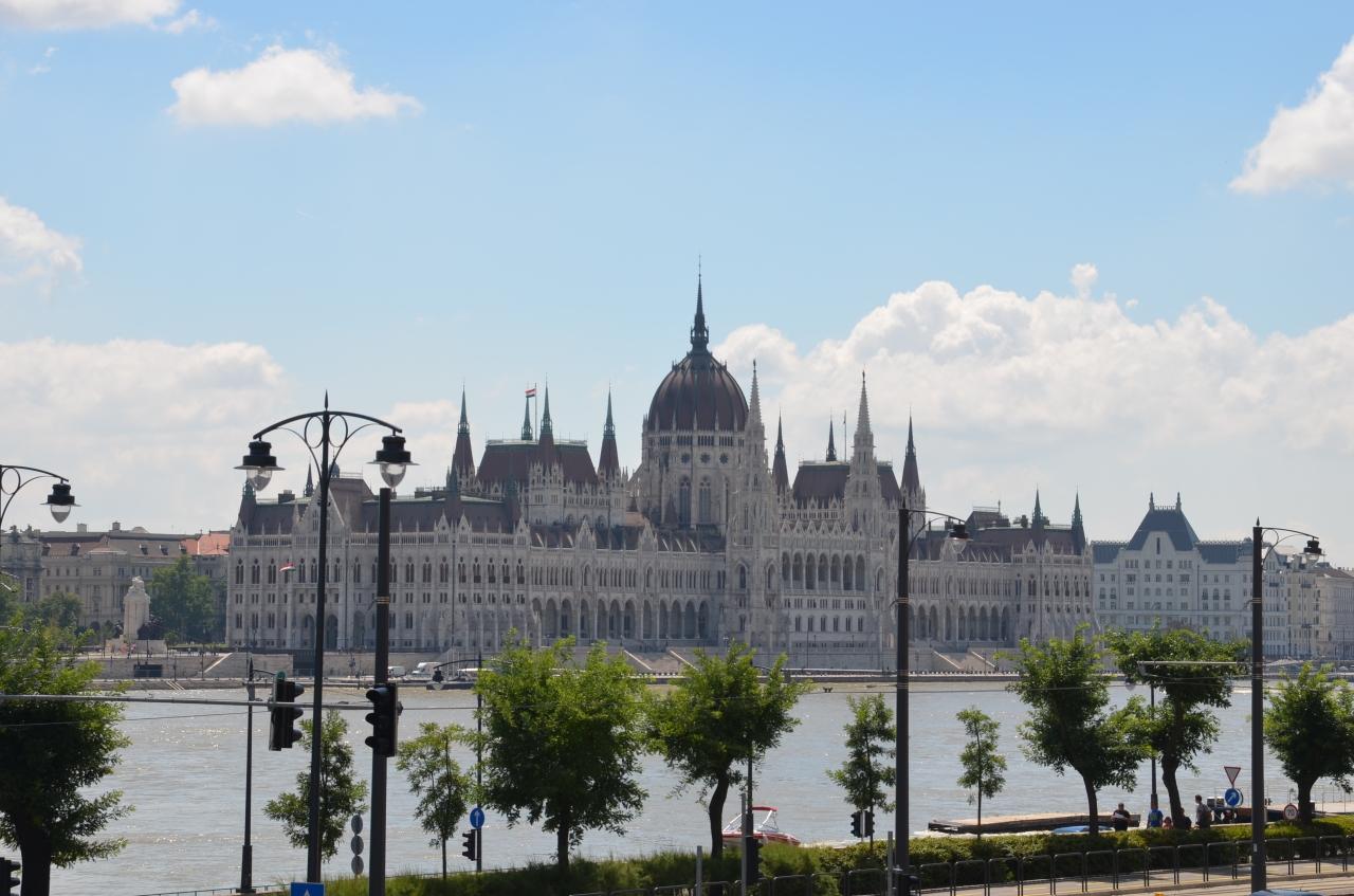 Budapest en 4 jours!
