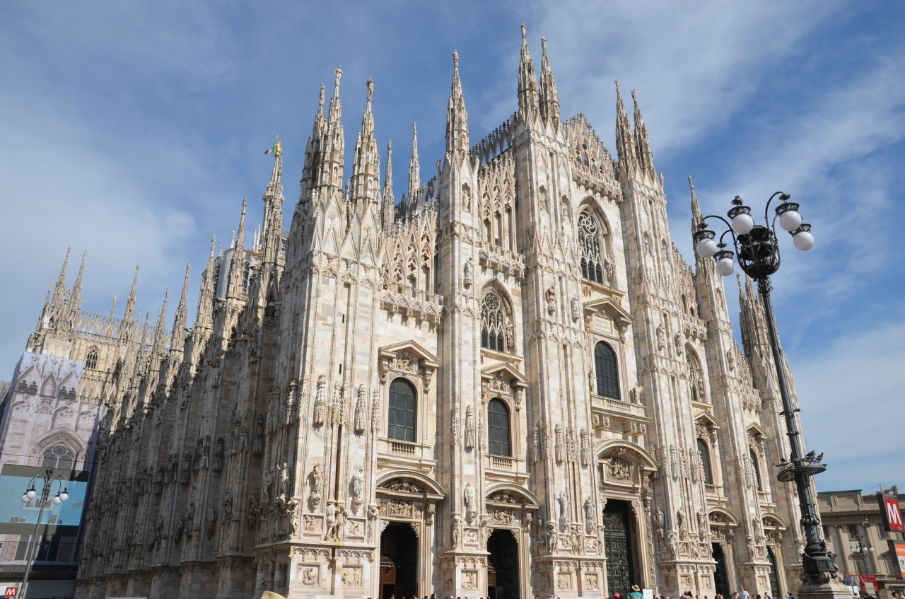 Un week end à Milan !