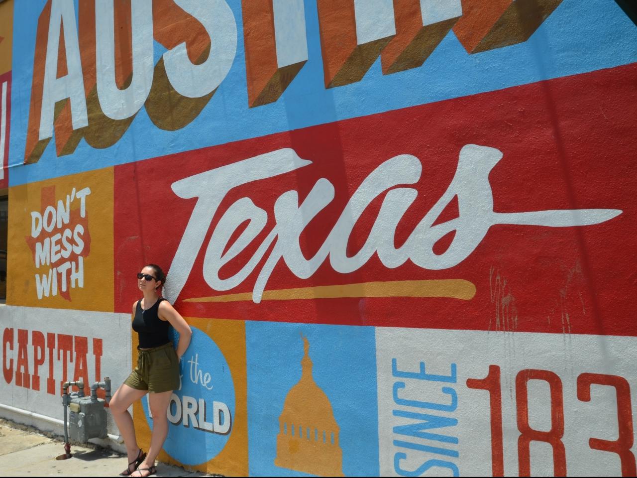 Un weekend aux alentours d'Austin, Texas,USA.