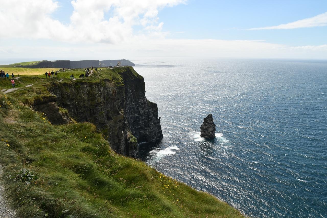 Un détour par Galway et les falaises de Moher,Irlande